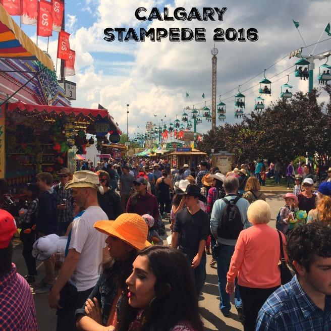 Calgary Stampede 2016
