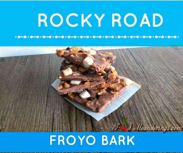 RR froyo bark