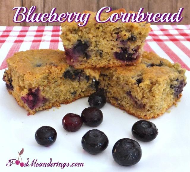 blueberry-cornbread